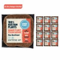 Hungry Planet Italian Sausage Plant-Based Ground - 12 - 12 oz chubs