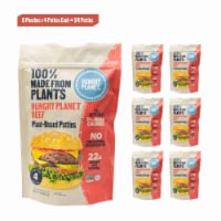 Hungry Planet Beef Patties - 6 - 1 lb pouches
