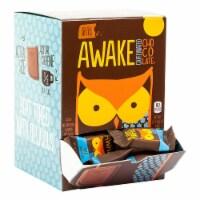 Awake, Caffeinated Milk Chocolate Changemaker Bites 0.53 oz. (50 count) - 50 Count