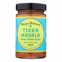 Maya Kaimal Tikka Masala Simmer Sauce - Case of 6 - 12.5 oz. - Case of 6 - 12.5 OZ each