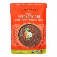 Maya Kaimal - Organic Everyday Dal - Black Lentil Tomato Cumin - CS of 6 -10 OZ
