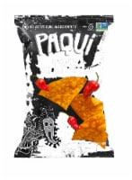 Paqui Haunted Ghost Pepper Tortilla Chips, 2 Ounce -- 6 per case. - 6-2 OUNCE