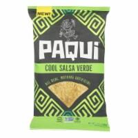 Paqui - Tort Chip Cool Salsaverde - Case of 5 - 7 OZ - 7 OZ