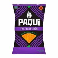 Paqui - Tort Chip Fry Chil Limn - Case of 5 - 7 OZ - 7 OZ