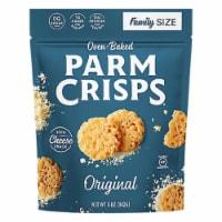 Parm Crisps Orginal Gluten Free 5 oz (Pack of 12) - 12