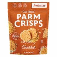 Parm Crisps Cheddar Gluten Free 5 oz (Pack of 12) - 12