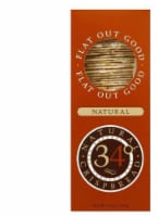 34 Degrees Natural Crispbread, 4.5 OZ (Pack of 18)