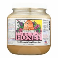 Bee Flower and Sun Honey - Star Thistle Blossom - Case of 6 - 5 lb. - Case of 6 - 5 LB each