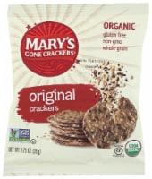 Mary's Gone Crackers Original Crackers - 1.25 oz