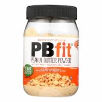 Betterbody Foods Pbfit Peanut Butter Powder  - Case of 6 - 8 OZ - Case of 6 - 8 OZ each