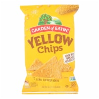 Garden of Eatin' Yellow Corn Tortilla Chips - Tortilla Chips - Case of 12 - 16 oz. - Case of 12 - 16 OZ each