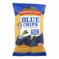 Garden of Eatin' Tortilla Chips - Blue Corn - Case of 10 - 22 oz. - Case of 10 - 22 OZ each