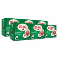 Red Rose Decaffeinated Black Tea 48ct - 6 pack - 6 Boxes