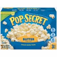 Pop Secret Classic Butter Popcorn, 9.6 Ounce -- 6 per case. - 6-9.6 OUNCE