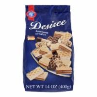 Hans Fritag Cookies - Desiree - 14 oz - case of 10 - Case of 10 - 14 OZ each
