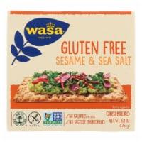 Wasa Crispbread Crispbread - Case of 10 - 6.1 OZ - Case of 10 - 6.1 OZ each