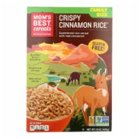 Mom's Best Cereals Crispy Sweetened Rice Cereal - Case of 10 - 15 OZ - Case of 10 - 15 OZ each