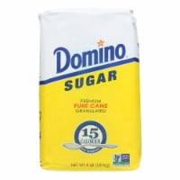 Domino Sugar - Pure Cane - Case of 10 - 4 Lb - Case of 10 - 4 LB each