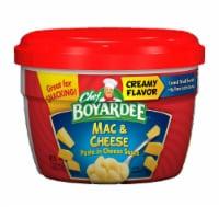 Chef Boyardee Mac & Cheese 7.5 Oz. Microwavable (12 Count) - 12 Count