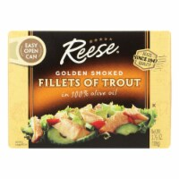 Reese Fillets Of Trout  - Case of 10 - 3.75 OZ - Case of 10 - 3.75 OZ each