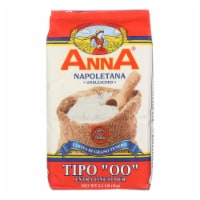 Anna Extra Fine Flour - Anna 00 Flour - Case of 10 - 2.2 Lb - Case of 10 - 2.2 LB each