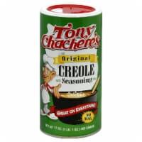 Tony Chachere's Original Creole Seasoning, 17 oz [Pack of 6] - 6