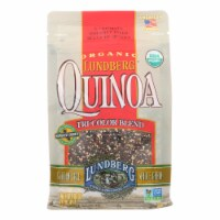 Lundberg Family Farms Organic Quinoa - Tri-Color - Case of 6 - 1 lb.