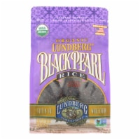 Lundberg Family Farms Organic Rice - Black Pearl - Case of 6 - 1 lb. - 1 LB