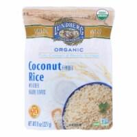 Lundberg Family Farms - Rice Coconut Rte - Case of 6 - 8 OZ - 8 OZ