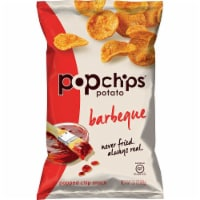 Popchips BBQ Popped Potato Chips, 3.5 Ounce -- 6 per case.