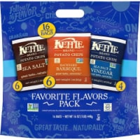 Kettle Brand Variety Pack Potato Chips, 16oz (Pack of 6)