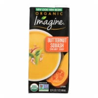 Imagine Foods Butternut Squash Soup - Creamy - Case of 12 - 32 oz. - 32 OZ