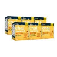 Tea India Chai Moments Ginger Instant Chai 10ct - 6 Pack