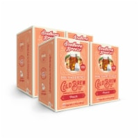Southern Breeze Cold Brew Sweet Tea Peach 20ct - 4 Pack - 4 PACK