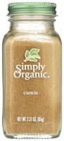Simply Organic Ground Cumin Seed - Case of 6 - 2.31 oz. - 2.31 OZ