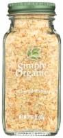 Simply Organic Onion - Organic - Minced - White - 2.21 oz - 2.21 OZ