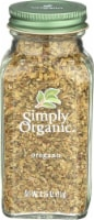 Simply Organic Oregano - Case of 6 - 0.75 oz.