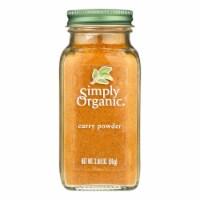 Simply Organic Curry Powder - Organic - 3 oz