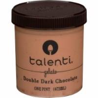 Talenti, Double Dark Chocolate, Pint (8 Count)