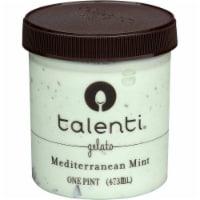 Talenti, Mediterranean Mint, Gelato, Pint (8 Count) - 8 Count