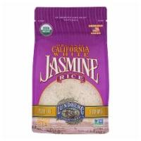 Lundberg Family Farms Organic California White Jasmine Rice - Case of 6 - 2 lb. - 2 LB