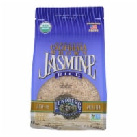 Lundberg Family Farms Brown Jasmine Rice - Case of 6 - 2 lb. - 2 LB