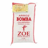 Zoe - Bomba Rice - Case of 10 - 17.5 oz. - Case of 10 - 17.5 OZ each