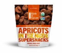 Made in Nature Apricot Dried Fruit, 6 Ounce -- 6 per case.