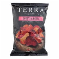 Terra Chips Sweet Potato Chips - Sweets and Beets - Case of 12 - 6 oz. - Case of 12 - 6 OZ each