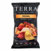 Terra Chips Exotic Vegetable Chips - Original - Case of 12 - 5 oz.