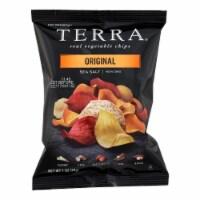 Terra Chips Exotic Vegetable Chips - Original - Case of 24 - 1 oz. - 1 OZ