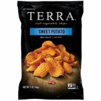 Terra Crinkles Sweet Chips, 2 Ounce -- 8 per case. - 8-2 OUNCE