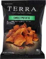 Terra Sweet Potato Chips - 1.2 oz. bag, 24 per case - 5