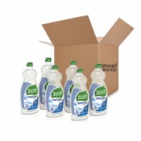 Seventh Generation Free & Clear Natural Dish Liquid 6 Count